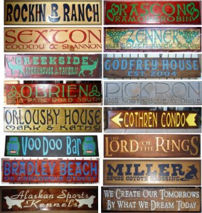 Custom-Carved-Wood-House-Signs-mix